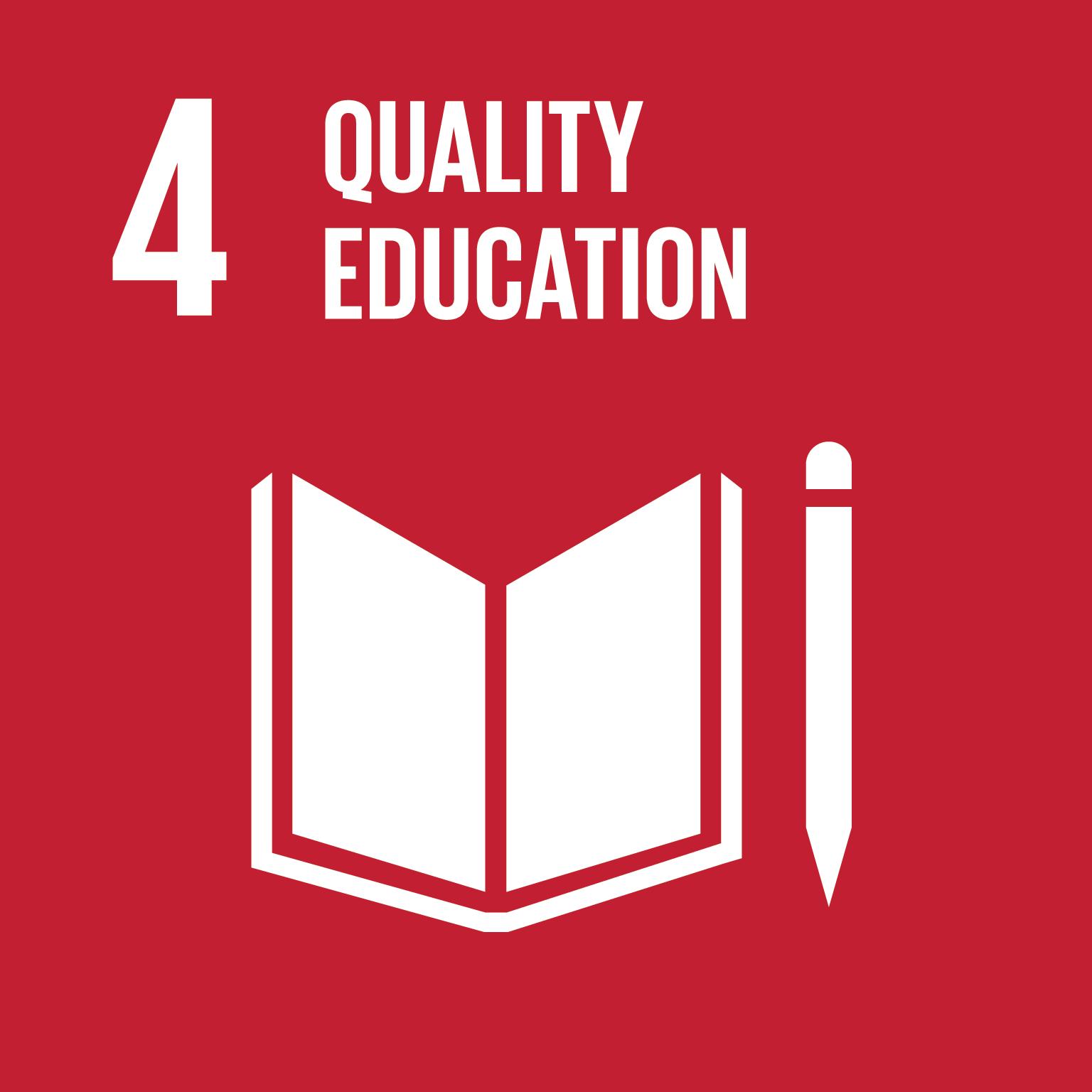 UN SDG goal 4